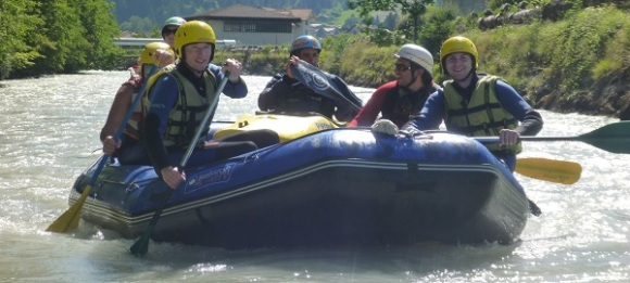 Rafting Lutschine 001