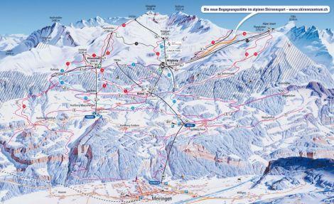 meiringen-haslital slope map