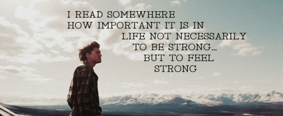 Into the Wild - Feel Strong