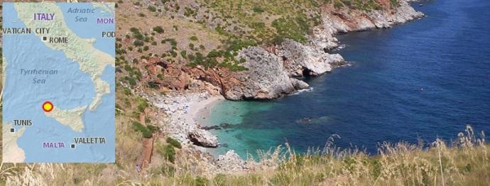 Zingaro snorkeling