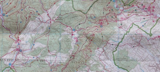 Vosges Day1 Map