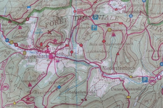Vosges Day3 Map